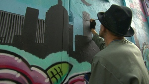 CTV National News: Mural creating hope
