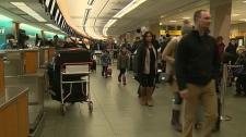 YYC airport travel