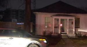 Police are investigating a home invasion in Milton overnight.