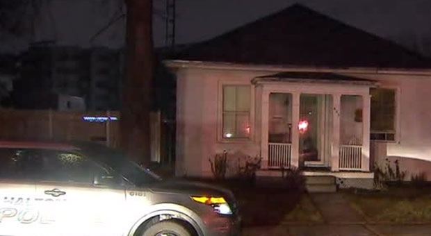 Police are investigating a home invasion in Milton overnight.