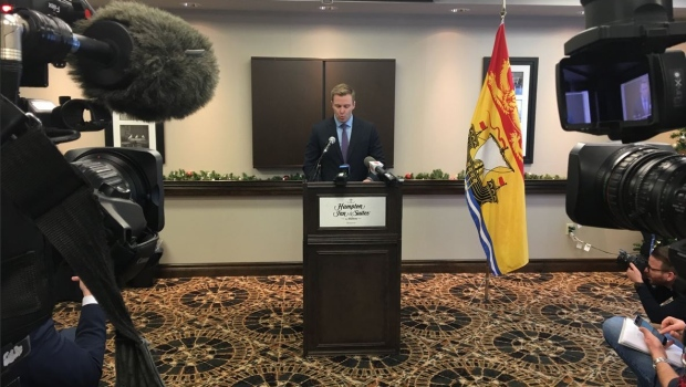 Brian Gallant resigns