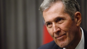 Manitoba Premier Brian Pallister (THE CANADIAN PRESS/John Woods)