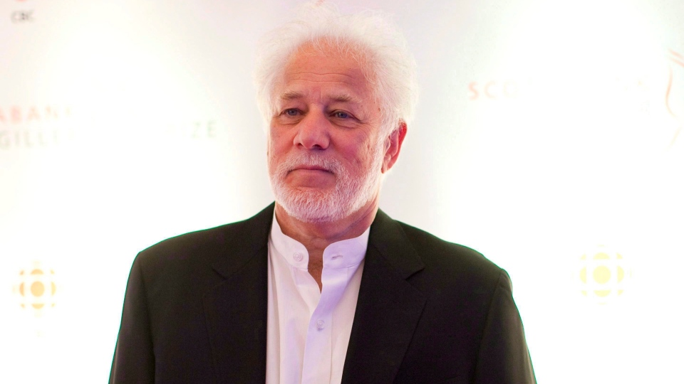 Michael Ondaatje arrives for the Giller Prize awards in Toronto on Tuesday November 8, 2011. (THE CANADIAN PRESS/Chris Young)