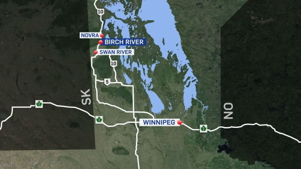Trapper says cougar caught accidently northern Manitoba