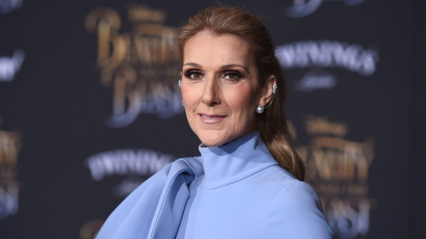 Celine Dion Stans Hard at Lady Gaga's Vegas Residency