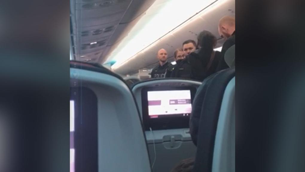 Zurich-bound flight diverted to N.L.