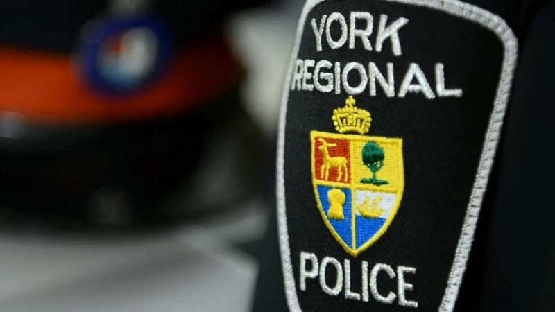 A York Regional Police badge