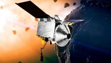 NASA probe