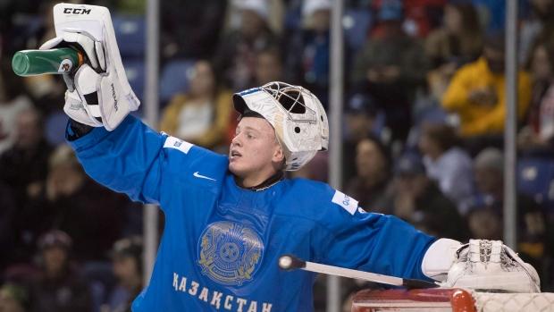 Kazakhstan hockey