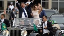 Brazil's President Jair Bolsonaro