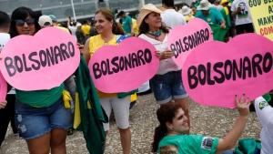 Brazil's President Elect Jair Bolsonaro