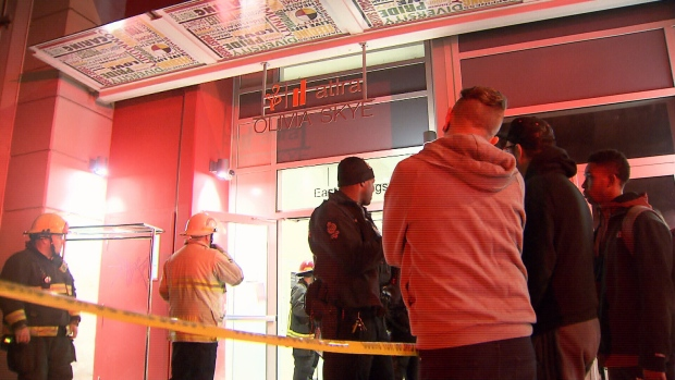 Downtown Eastside building evacuated NYE after bomb squad called
