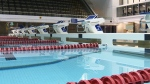 The Pan am Pool in Winnipeg. (CTV files photo)