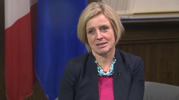 Alberta Premier Rachel Notley speaks to CTV Calgary.