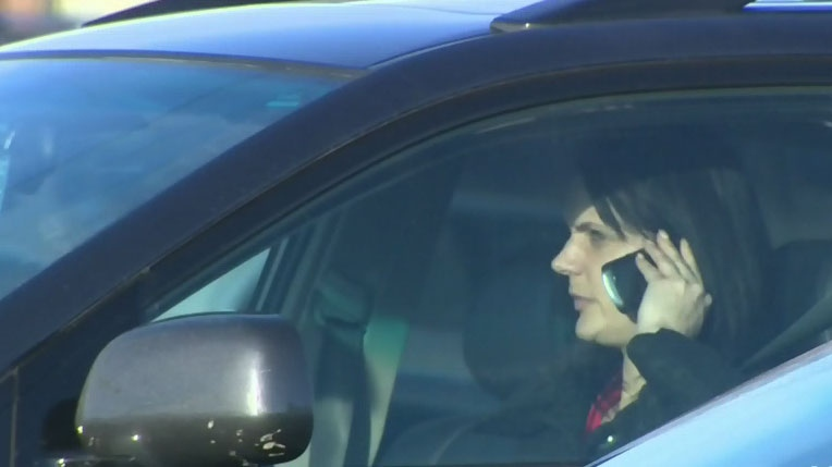 The provincial government introduced new distracted driving rules in a bid to improve road safety.