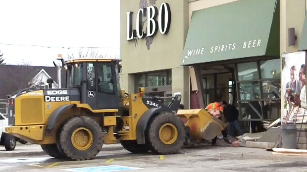 LCBO robbery