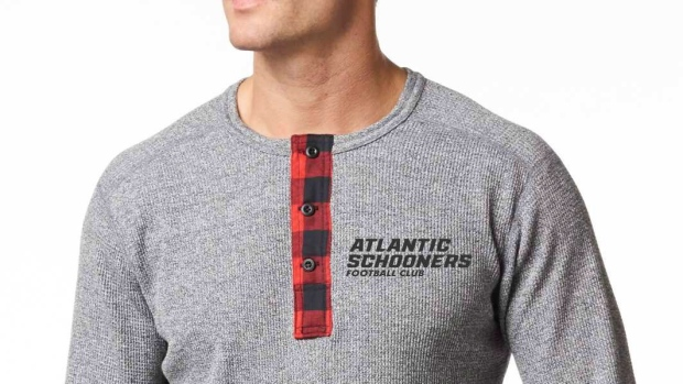 Halifax CFL proponents selling swag for proposed Atlantic Schooners