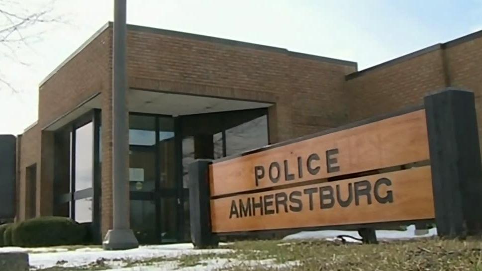 CTV Windsor: Amherstburg police change