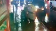 security video assault