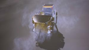 Chang'e-4 lunar probe