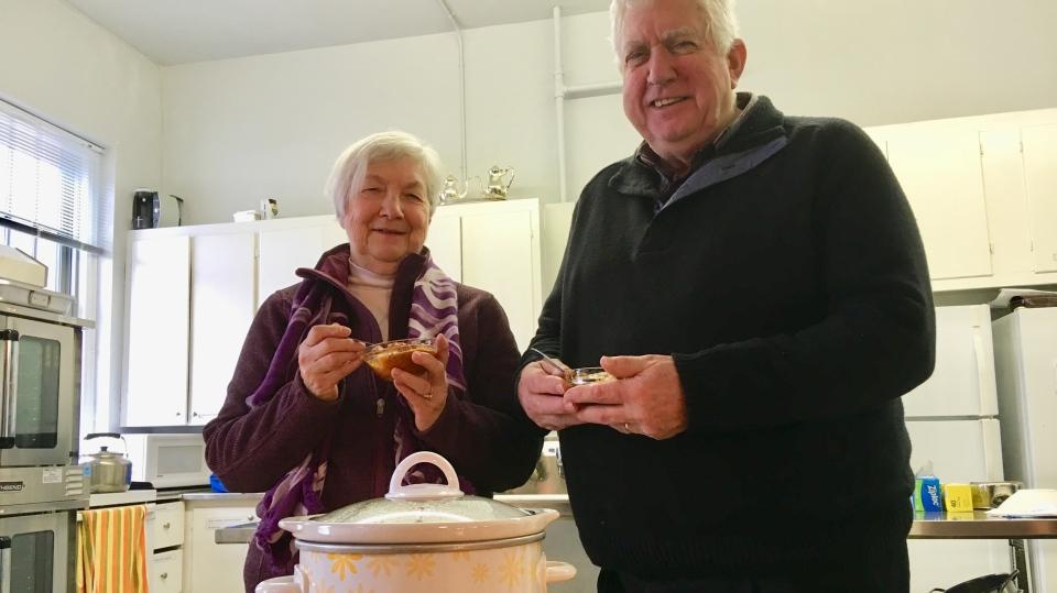 Collingwood crock pot program