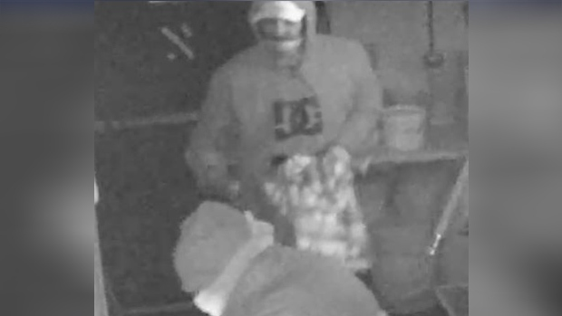 Angus robbery suspects