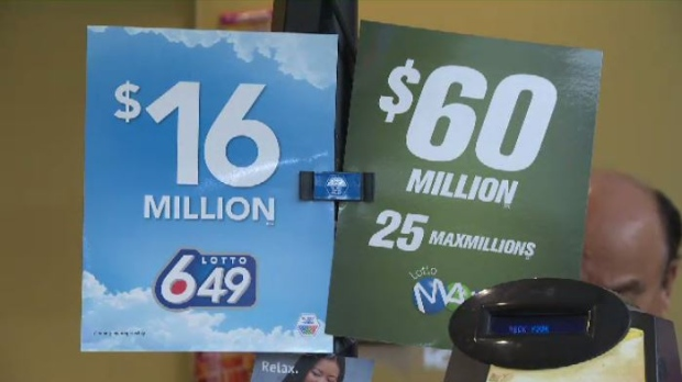 Multi-million dollar lottery jackpot won in Calgary
