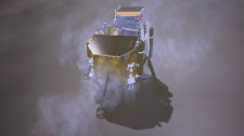 Lunar probe