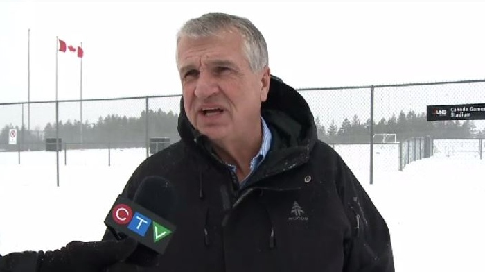 """""""It's a major stadium and I believe the nicest in Atlantic Canada,"""" Barry Ogden, the UNBSJ Seawolves president said of the Canada Games Stadium in Saint John."""