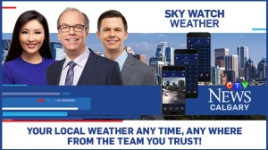 CTV CALGARY WEATHER TEAM