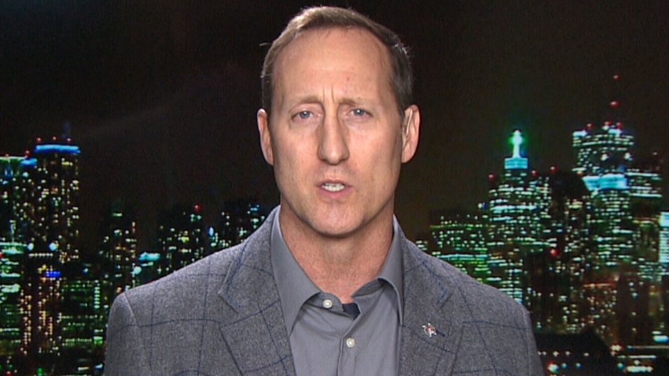 Former foreign affairs minister Peter MacKay talks to CTV's Power Play on Friday, Jan. 4, 2019.