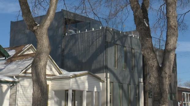 Infill housing