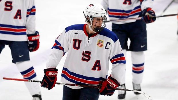 U S Advances To World Junior Hockey Final Beating Russia 2 1 Ctv News