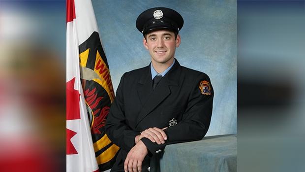Windsor firefighter