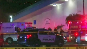 Deadly shooting at California bowling alley