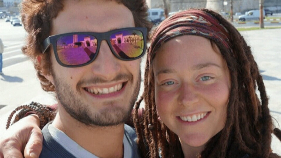 Edith Blais and her friend Luca Tacchetto were travelling in Burkina Faso when they disappeared. (Edith Blais et Luca Tacchetto : disparition au Burkina Faso/Facebook)