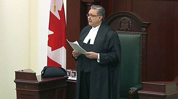 Former Alberta MLA and Speaker of the House Gene Zwozdesky died of cancer on Sunday morning. He was 70. (File)