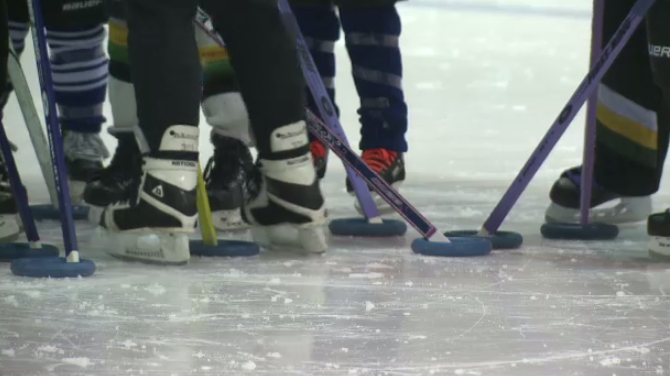 The Jim Benning Ringette Tournament took place in Regina this weekend.