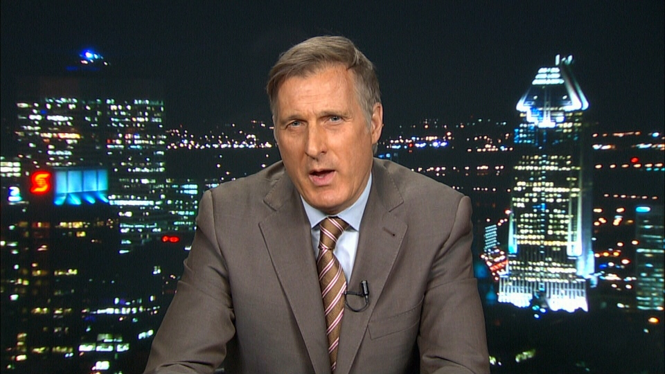 People's Party of Canada Leader Maxime Bernier speaks to CTV's Power Play on Monday, Jan. 7, 2019.