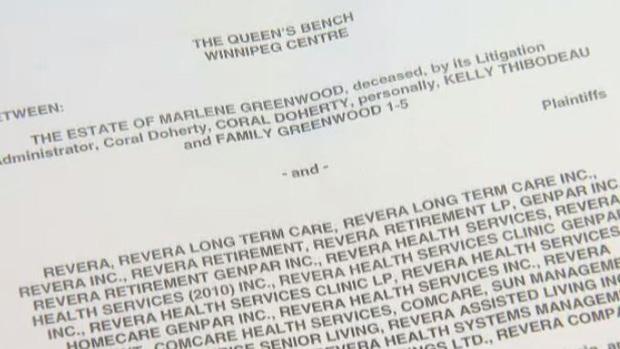Revera Lawsuit