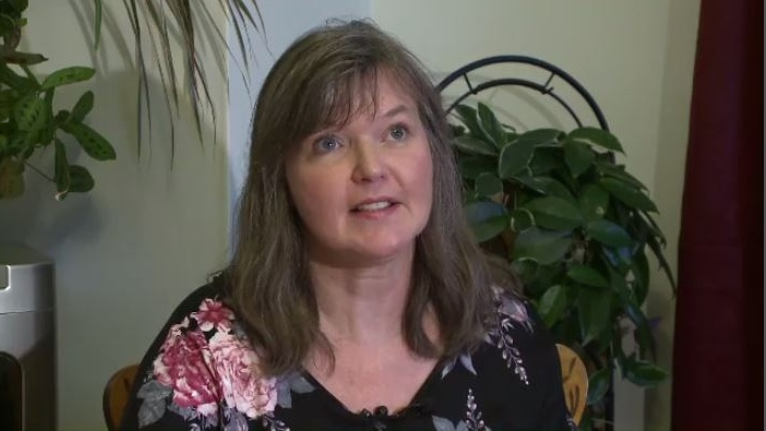"""""""We pay our taxes, just like they do in Halifax, just like they do in New Brunswick. Just like they do in the rest of the country,"""" said Patricia Sutherland, whose sick granddaughter had a long wait at the Cape Breton Regional Hospital on Sunday."""