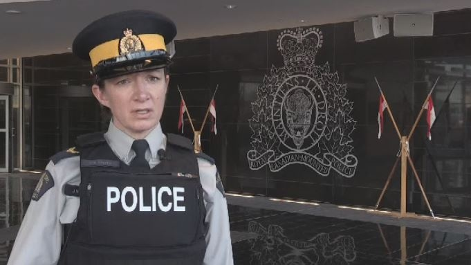 RCMP Cpl. Jennifer Clarke says five teenagers have been arrested after a 17-year-old girl was assaulted and tortured in Yarmouth, N.S.