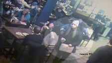Laptop stolen in bold downtown distraction theft