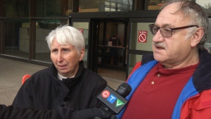 Peter and Sue Schubert gave around $400,000 to scammer Marie LaFramboise, who they considered a friend. (CTV)