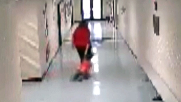Teacher seen dragging autistic student no longer teaches at school