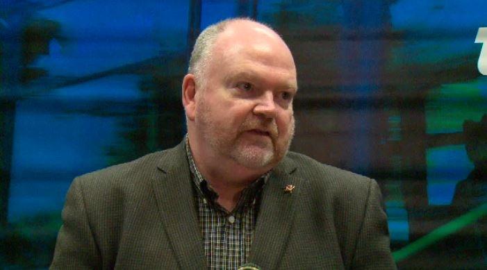 Director of Saskatoon Transit Jim McDonald.