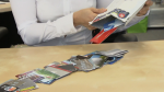 Gift cards are going unused