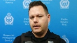 Cst. Curtis Warnar moving on to new role
