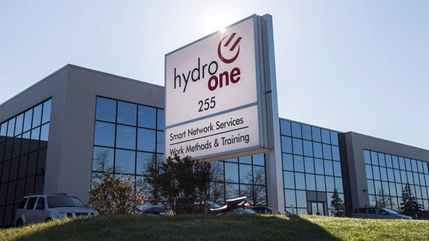 Ontario orders Hydro One to cap CEO pay at $1.5 million