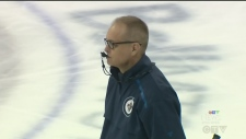 Jets go head-to-head with Avalanche